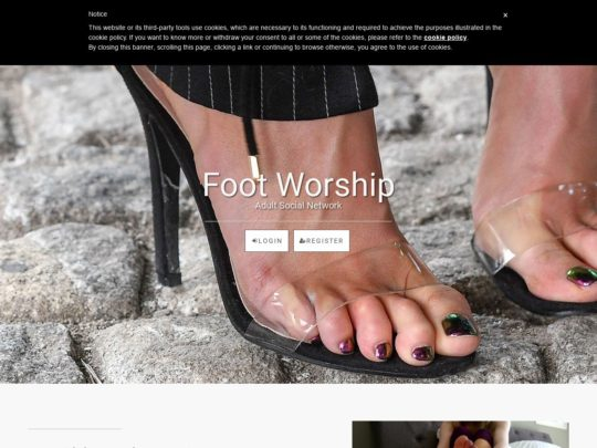 Foot-Worship